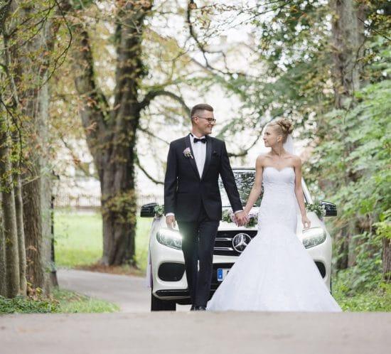 Hochzeit in Augsburg, Schloss Oberndorf
